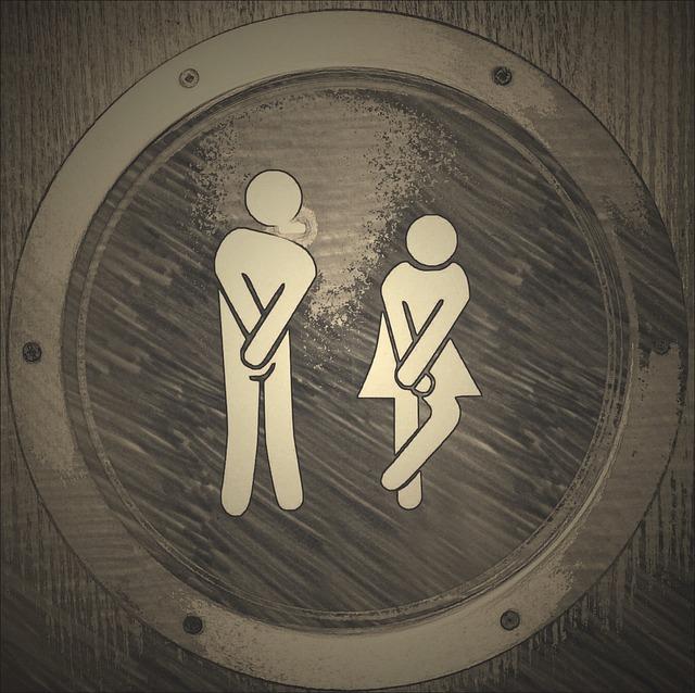 označenia toaliet