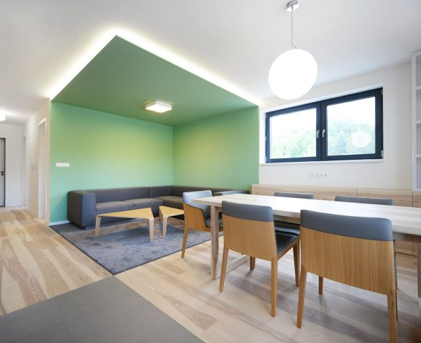 Interiér bytu v Trenčíne