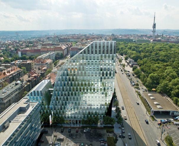 Millennium Crystal Praha