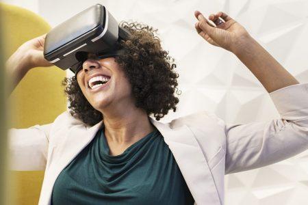 Možnosti virtuálnej a rozšírenej reality