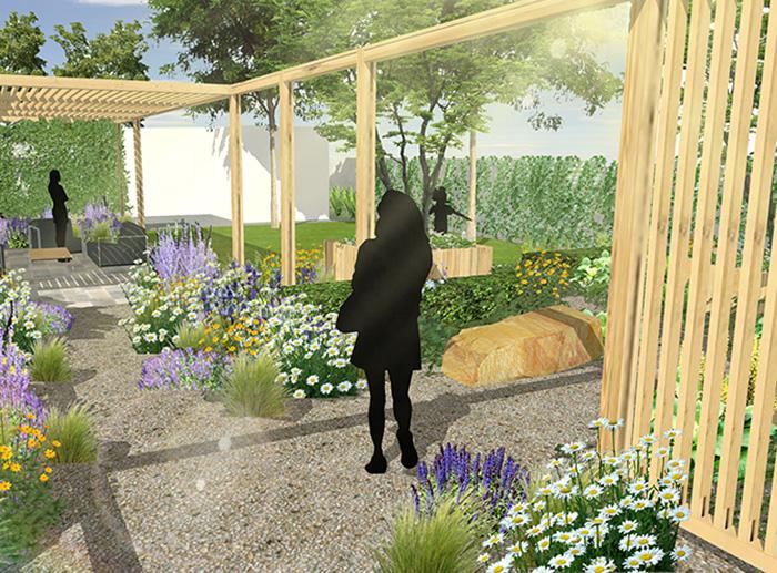 Rozmanitá záhrada