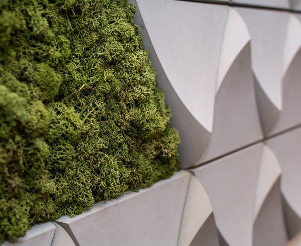3D Betónové obklady